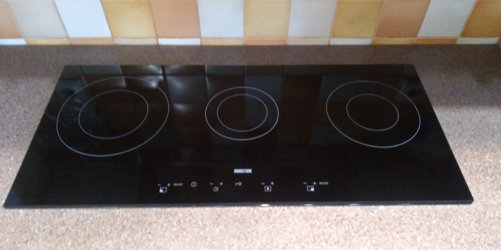 Whirlpool(IKEA) induction 770x350 после замены